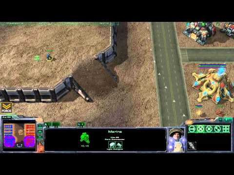 StarCraft 2 - Like A Boss: Deny Worker Scouting - Strategy
