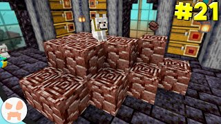 SPEEDY ANCIENT DEBRIS! | Minecraft 1.16 Nether Survival (Ep. 21)