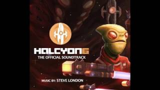 Halcyon 6 OST: Evasive Manoeuvres! - Steve London