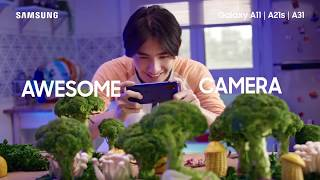 Samsung Indonesia: Galaxy A11 | A21s Harga AWESOME!