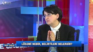 Prof. Dr. Betül TAVİL - Türkmeneli Tv - Lösemi Hastalığı