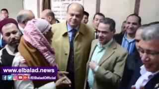 بالفيديو.. وزير الصحة يوافق على مطالب الهيئة البرلمانية بمطروح