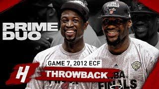 The Game LeBron James & Dwyane Wade TOOK OVER vs Celtics, EPIC Highlights   2012 ECF Game 7