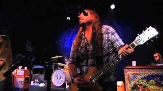 "Blackberry Smoke performs ""Up in Smoke"" Live at The Shed"