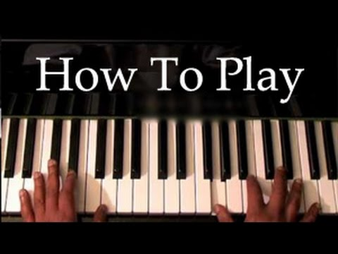 Sia - Chandelier (1000 Forms of Fear) Piano Tutorial ~ Piano Daddy ...