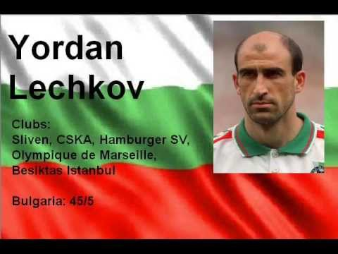 The 10 top bulgarian players of all time
