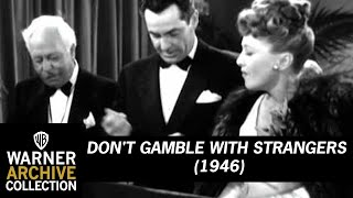 Don't Gamble with Strangers (Preview Clip)