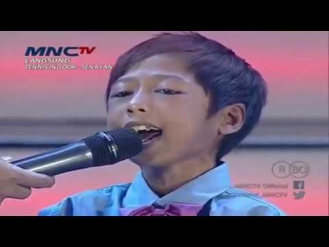 Farizal idola junior ibu new Saka