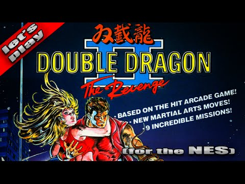 lets play nes double dragon