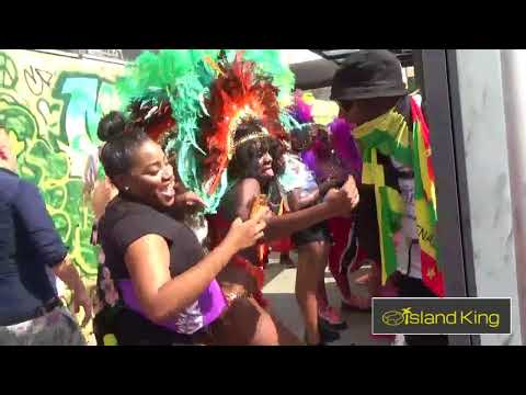 My Best Moments!! Notting Hill Carnival 2017 (WATCH THIS)