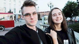 Минск: встреча, вертолеты, Tesla Boy и день рождения
