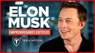 Elon Musk - Biografía de su Éxito | Historias de Emprendedores Exitosos