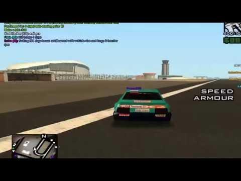 Osama in Mod Drifting part2 [SAMP]