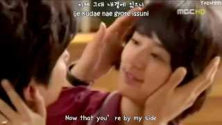 As One - WHITE LOVE STORY MV (Coffee Prince OST) [ENGSUB + Romanization + Hangul]