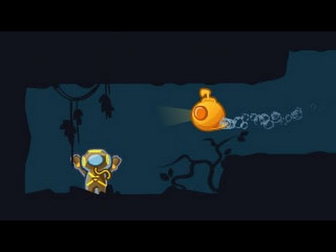 Hero in the Ocean Walkthrough - Submarine Diving Games