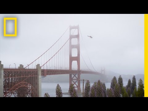 See Some of California's Most Beautiful Spots in 1 Minute | National Geographic