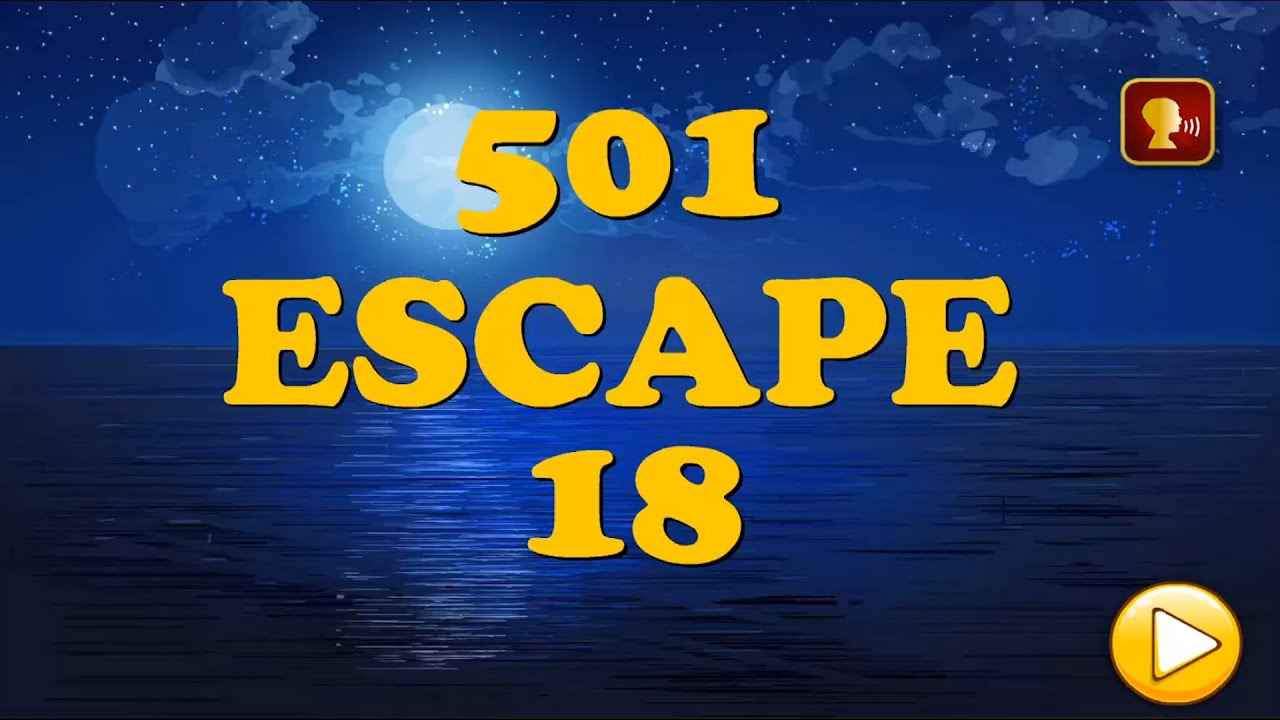 501 Free New Escape Games Level 19 - YouTube