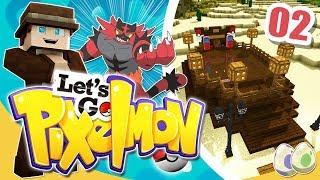 "IL NUOVO MINIGAME ""DITTO CHALLENGE"" w/ Hemerald - Minecraft Let's Go Pixelmon Ep. 2"