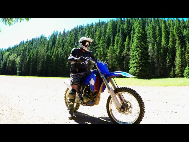 Dirtbike Mike and friends