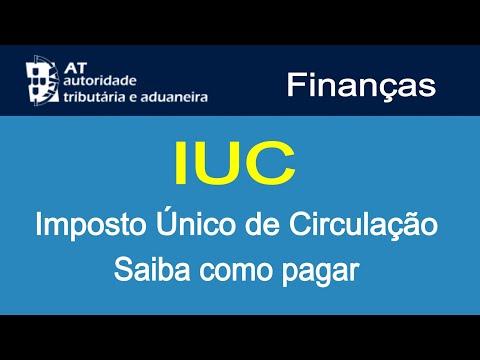 IUC - Imposto Único de Circulação   Como pagar, passo a passo   Portal das Finanças