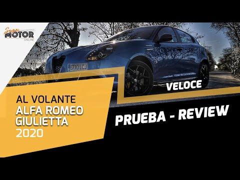 Al volante del Alfa Romeo Giulietta Veloce 2020 / Pruebas de coches / SuperMotor.Online / T5 - E11