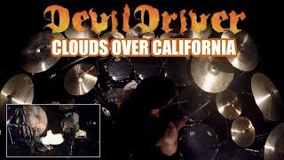 DevilDriver - Clouds Over California / Drum Cover