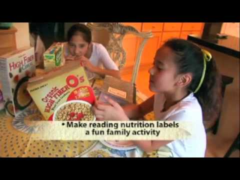 Childhood Obesity and Diabetes -- Teaching Healthy Food Habits to Children