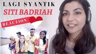 Siti Badriah Lagi Syantik Reaction Video Indonesian Music Reaction