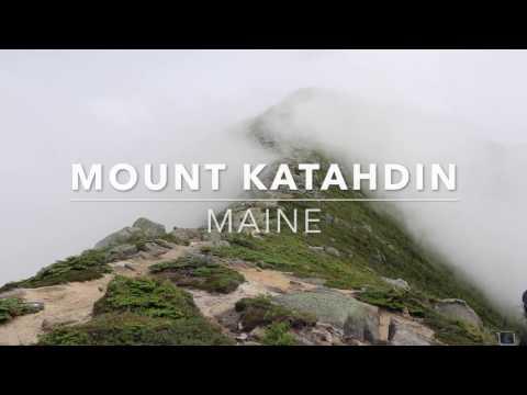 Climb   Appalachian Trail: Mount Katahdin, Maine