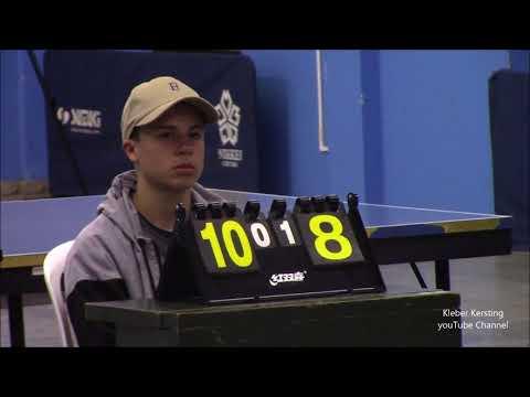 Novo Ranking niKKei 2018  Top 10     Marcelo Aoki  vs  Kevin Lino Oira