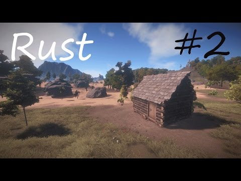 VFW - Rust เอาชีวิตรอด # 2 บ้านจร้า