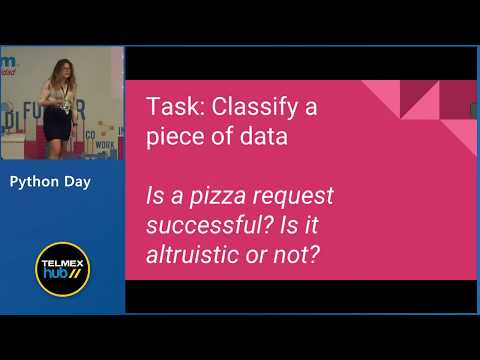 Python Day 2017: Using Django, Docker and Scikit-learn to bo