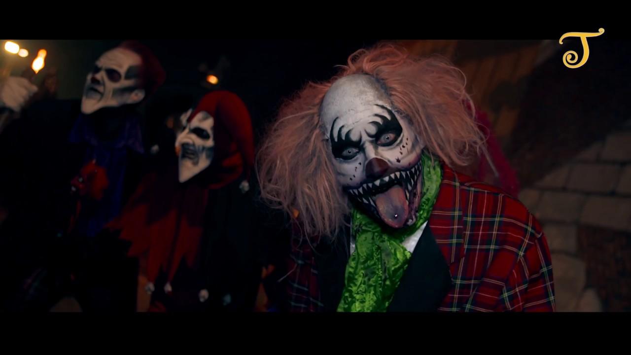 Halloween Toverland 2019.Halloween Teaservideo 2017 Attractiepark Toverland