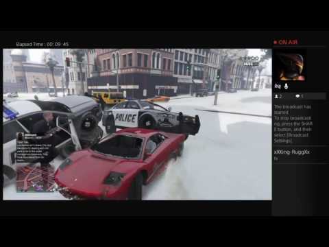 wilduser4951's Live PS4 Broadcast