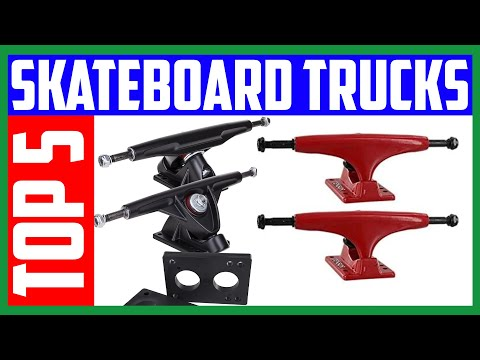 Top 5 Best Skateboard Trucks in 2020 – Review and Buying Guide