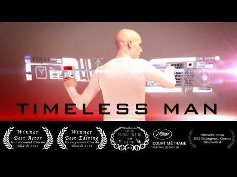 Timeless Man - Full Film (Back to the Future meets Bill & Ted by way of Quantum Leap)