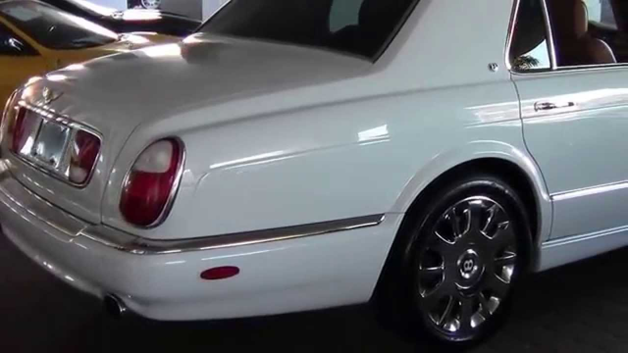 2006 bentley arnage r - youtube