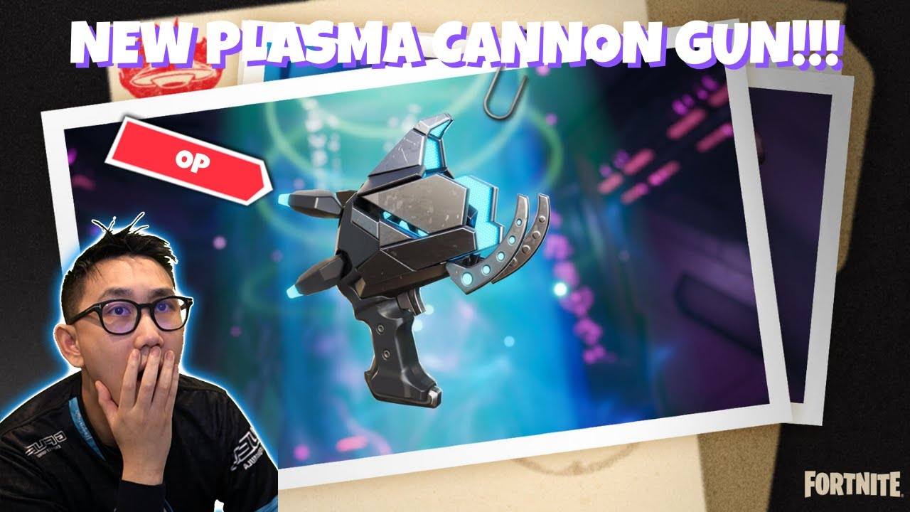 Everything about the new Plasma Cannon Gun
