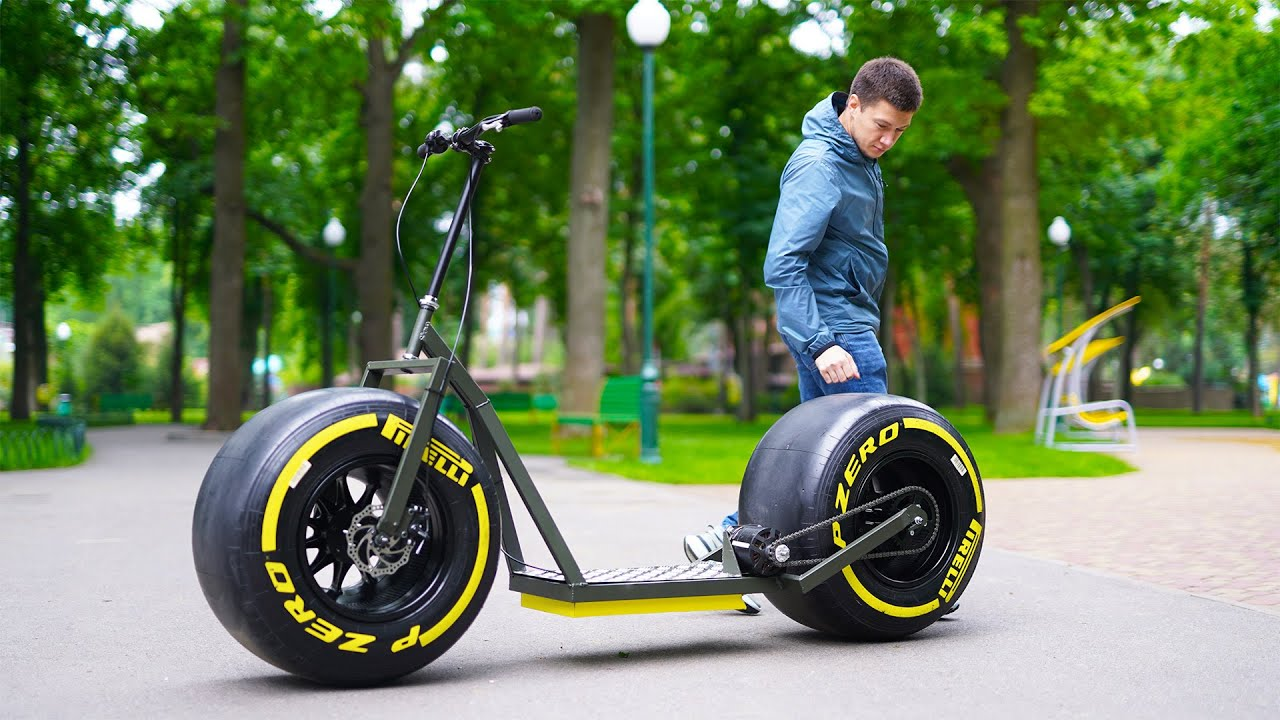 Download How to Make Fat Scooter
