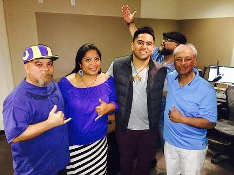 LGS American Idol Contestant Reno Anoa'i interview 2015