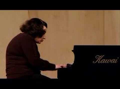 Chopin:Sonata 1,4th mvt. (Sofya Gulyak)