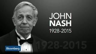 Tying John Nash's Game Theory to Greece