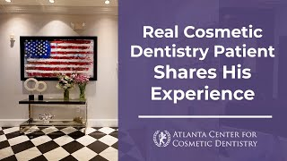 Real Cosmetic Dentistry Patient Shares His Experience Thumbnail