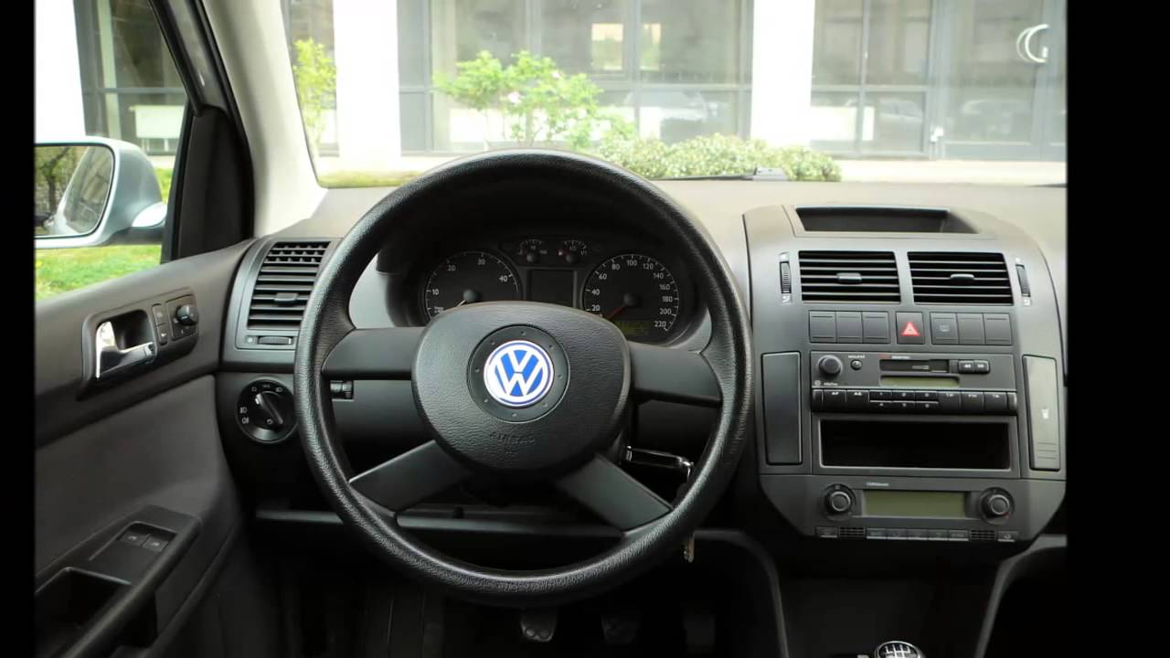 vw polo 1 4 tdi 2002 youtube. Black Bedroom Furniture Sets. Home Design Ideas
