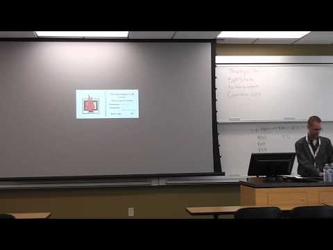 Openwest 2014 - Corey Edwards - Secure Your VoIP with Asteri