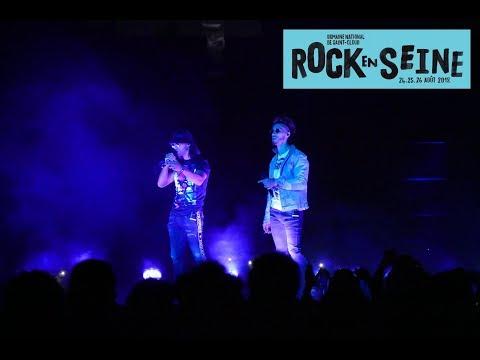 PNL EN HARMONIE AVEC LE PUBLIC - ROCK EN SEINE 2018 (+Bonus)