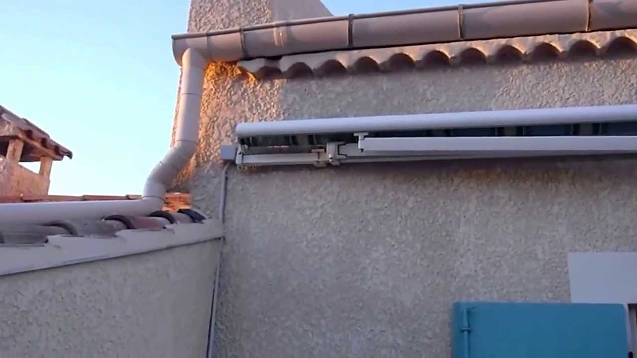 Toit Terrasse Infiltration Fuite Infiltration Terrasse - Youtube
