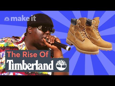 How Hip-Hop Made Timberland a Billion Dollar Brand