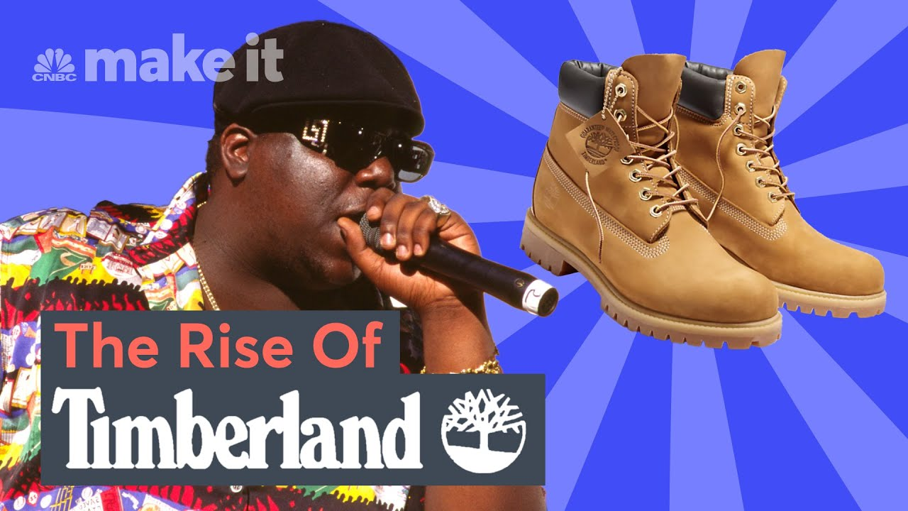 How Hip-Hop Made Timberland a Billion Dollar Brand