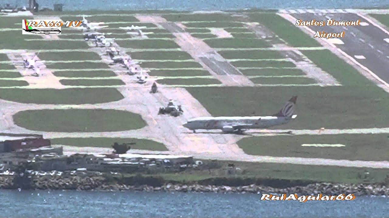 Aeroporto Santos Dumont : Aeroporto santos dumont rio de janeiro controlo aéreo tam